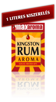 Kingston rum 1l